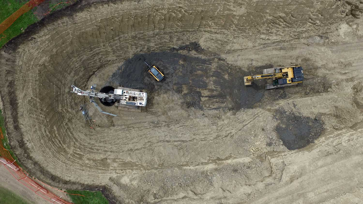 Glenridding Outfall Project Edmonton Midwest Caissons